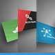 3 Clean & Modern Bussines Cards Mockup - GraphicRiver Item for Sale