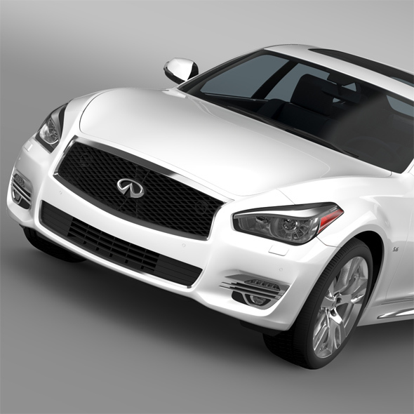 Infiniti Q70 5.6 L (Y51) 2015 - 3DOcean Item for Sale