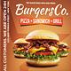 American Burgers Menu - GraphicRiver Item for Sale