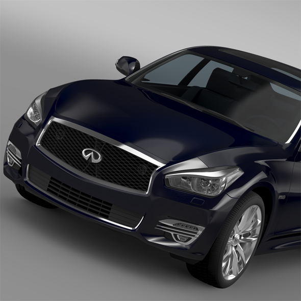Infiniti Q70 Hybrid (Y51) 2015 - 3DOcean Item for Sale