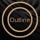 Outline-Creative font - GraphicRiver Item for Sale