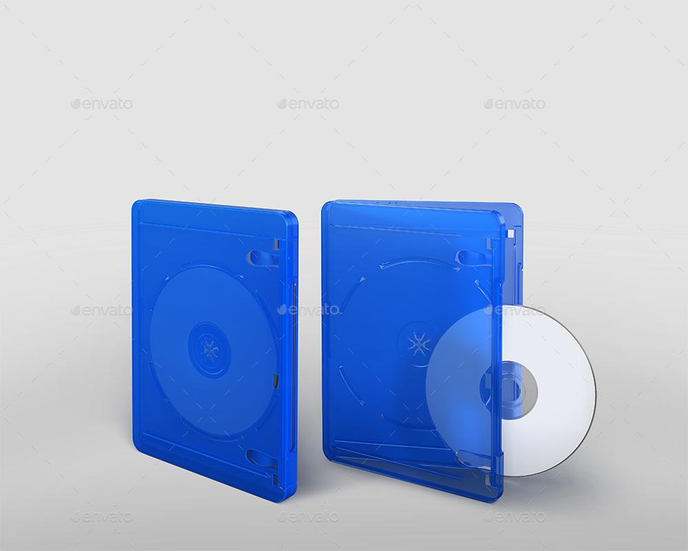 Blu Ray Dvd Case Packaging Mock Ups By Kheathrow