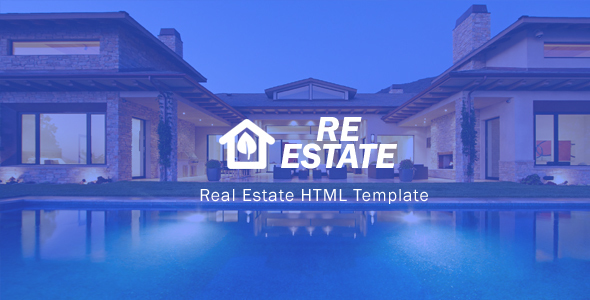 Real Estate – Multipage HTML Template