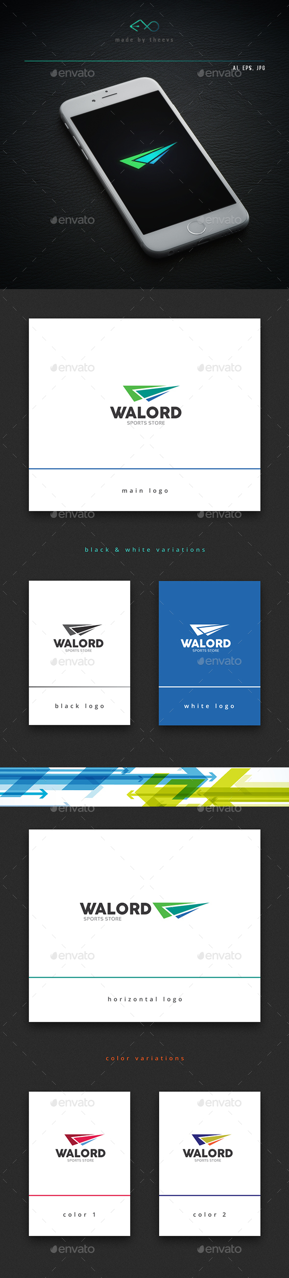 Walord  - Vector Abstract