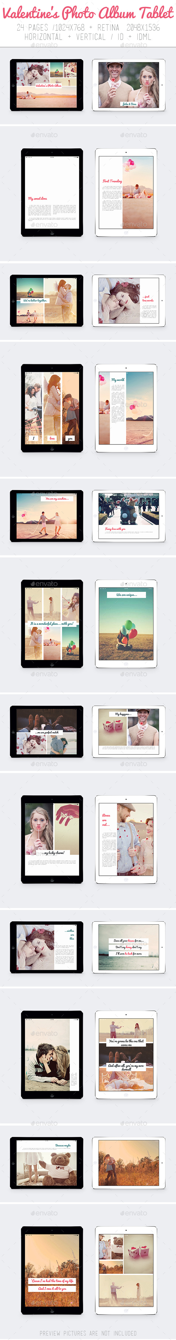 Ipad&Tablet Valentines Photo Album - Digital Magazines ePublishing