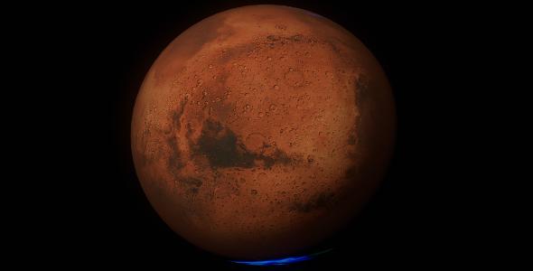 Mars 8k - 3DOcean Item for Sale