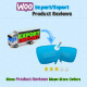 Woocommerce Import/Export Product Reviews