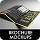 Tri Fold Brochure MockUps - Brochure MockUps - GraphicRiver Item for Sale