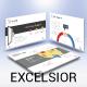 Excelsior Presentation Template - GraphicRiver Item for Sale