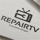 Repair Tv Logo - GraphicRiver Item for Sale