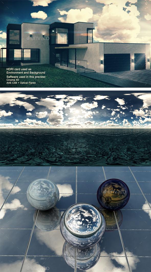 Daylight Sea 2 - 3DOcean Item for Sale