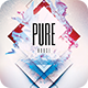Pure House Flyer - GraphicRiver Item for Sale