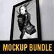 Photo Frame Mock-Up Bundle - GraphicRiver Item for Sale