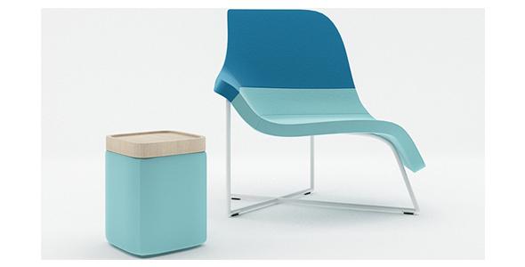Gemini  chair  - 3DOcean Item for Sale