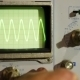 Adjusting Signal Oscilloscope - VideoHive Item for Sale