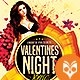 Valentines Night Special Flyer - GraphicRiver Item for Sale