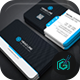 Head Line Business Cards - GraphicRiver Item for Sale