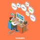 Programming Flat Isometric Vector Concept.  - GraphicRiver Item for Sale