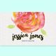Watercolor Creative Business Card - GraphicRiver Item for Sale