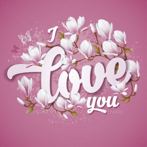 I Love You - Valentines Seasons/Holidays