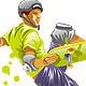 Skater Boy Vector - GraphicRiver Item for Sale