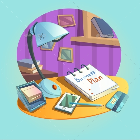 Business Workplace Concept - Business Conceptual