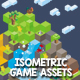 Isometric Game Assets - Down The Mountain - GraphicRiver Item for Sale