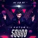 Futur Sound Flyer - GraphicRiver Item for Sale