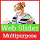 Web Slider - GraphicRiver Item for Sale