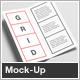 DL Bi-Fold / Half-Fold Brochure Mock-Up - GraphicRiver Item for Sale