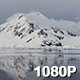 Reflected Island Mountains in Antarctica - VideoHive Item for Sale