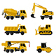 Construction Machines - GraphicRiver Item for Sale