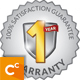 Premium Warranty Badge/Icon - GraphicRiver Item for Sale