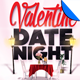 Valentine Date Night Flyer Template