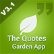 The Quotes Garden v3.2 - CodeCanyon Item for Sale