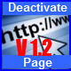 Activate/Deactivate a Webpage - CodeCanyon Item for Sale