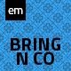 Bring n Co - Corporate Web Banner - GraphicRiver Item for Sale