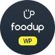 FoodUp — Food & Restaurant WordPress Theme - ThemeForest Item for Sale