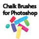Pastel Chalk Brushes for Photoshop - GraphicRiver Item for Sale
