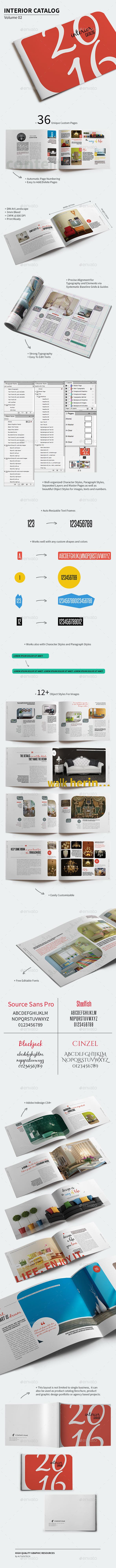 Interior Catalog - Volume 02 - Catalogs Brochures