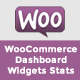 WooCommerce Dashboard Widgets Stats