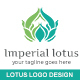 Imperial Lotus - Logo Template - GraphicRiver Item for Sale