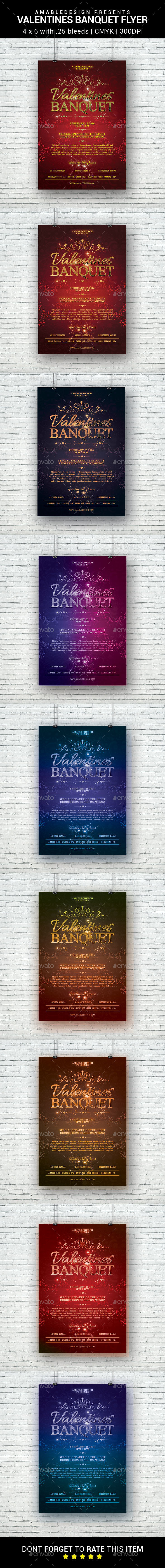 Valentines Banquet - Clubs & Parties Events