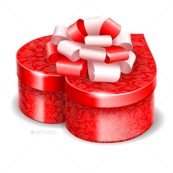 Gift Box - Valentines Seasons/Holidays