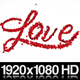 Love in Rose Petals - VideoHive Item for Sale