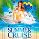Summer Cruise Party - Flyer Template - GraphicRiver Item for Sale