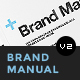 Brand Manual - GraphicRiver Item for Sale