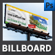 SunTravel Billboard Template - GraphicRiver Item for Sale