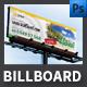 SunTravel Billboard Template - GraphicRiver Item for Sale