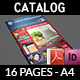 Supermarket Products Catalog Brochure Template Vol2 - GraphicRiver Item for Sale
